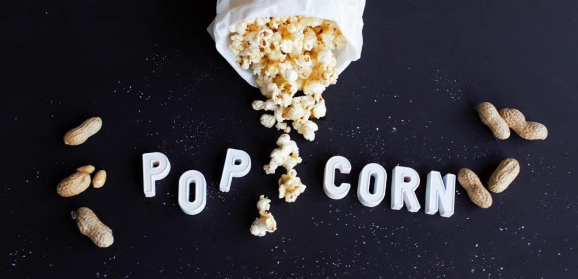 Frau Janik Popcorn