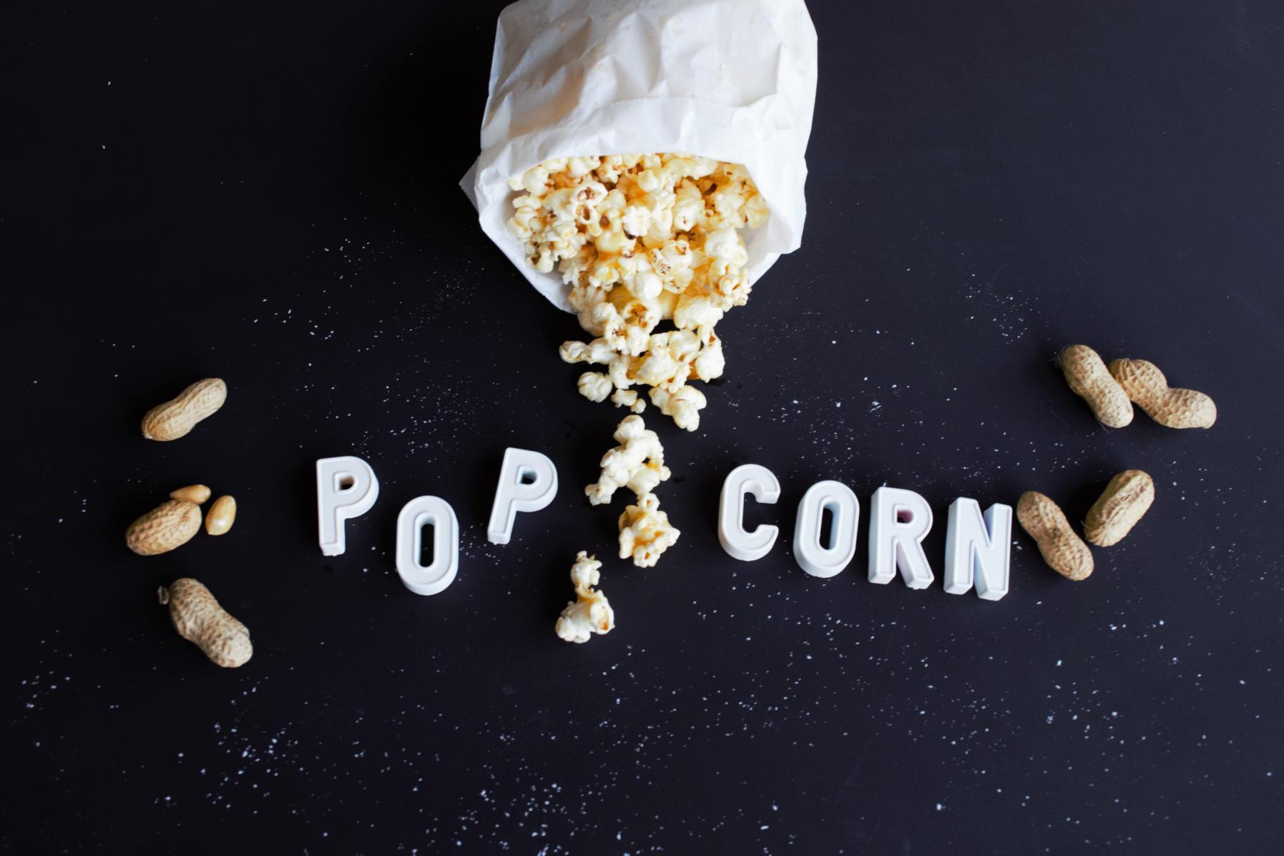 gesundes popcorn selber machen s salzig vegan frau janik. Black Bedroom Furniture Sets. Home Design Ideas