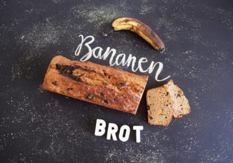 Bananenbrot Frau Janik