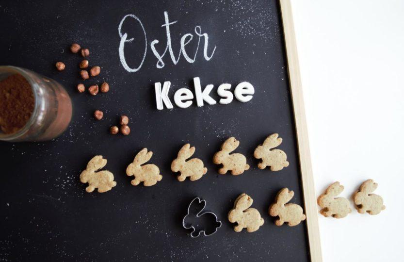 Schoko Osterkekse