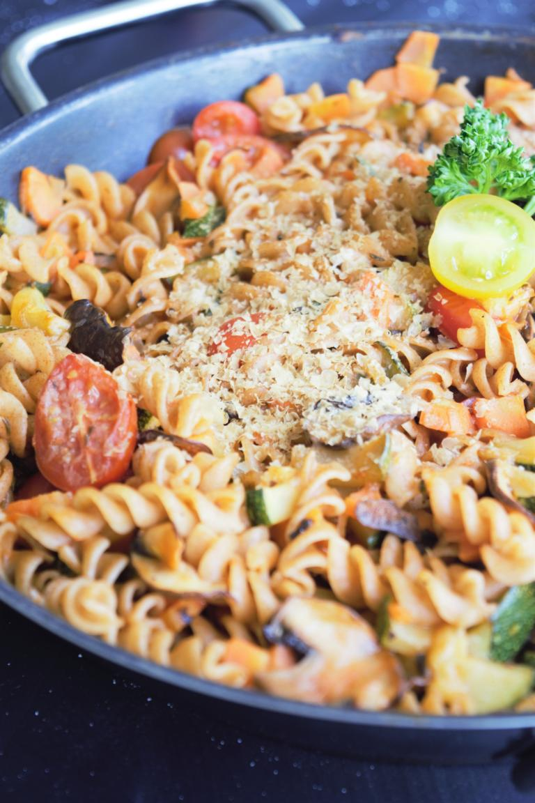 gesunde one pot pasta