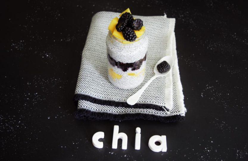 Chia-Pudding Grundrezept