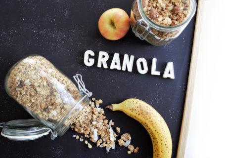 Granola Knuspermüsli