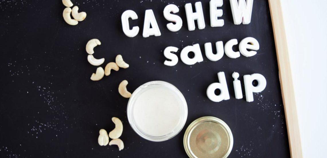 Cashewsauce