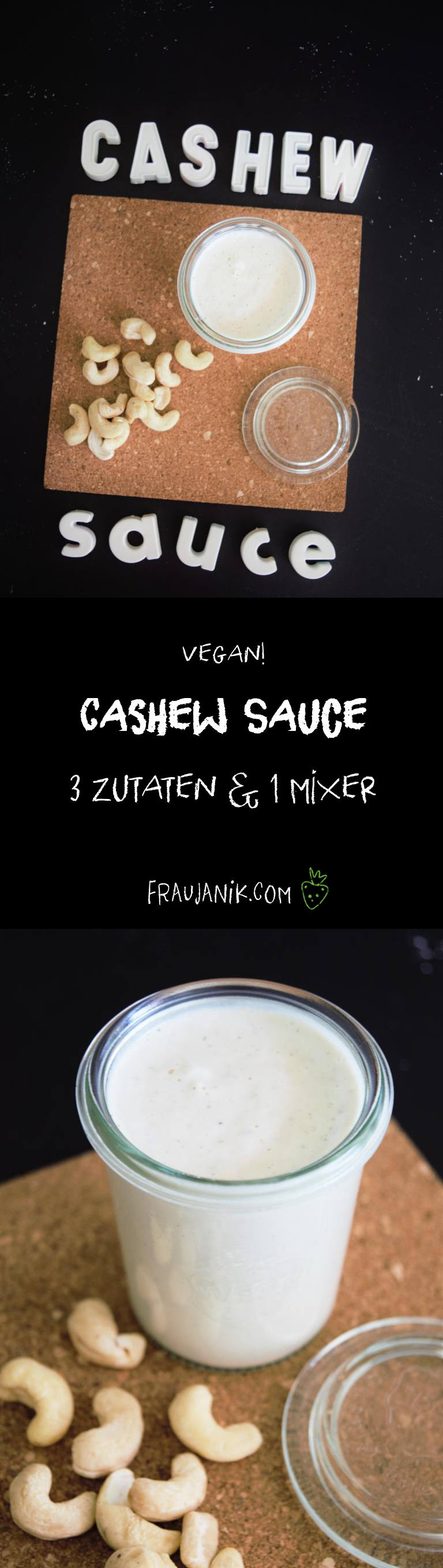 Cashew Sauce