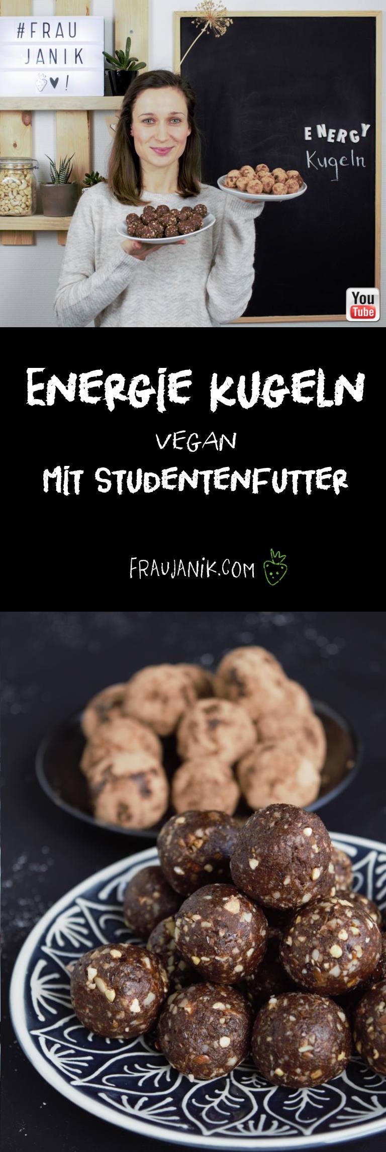 Energy Kugeln, blissballs, energiekugeln