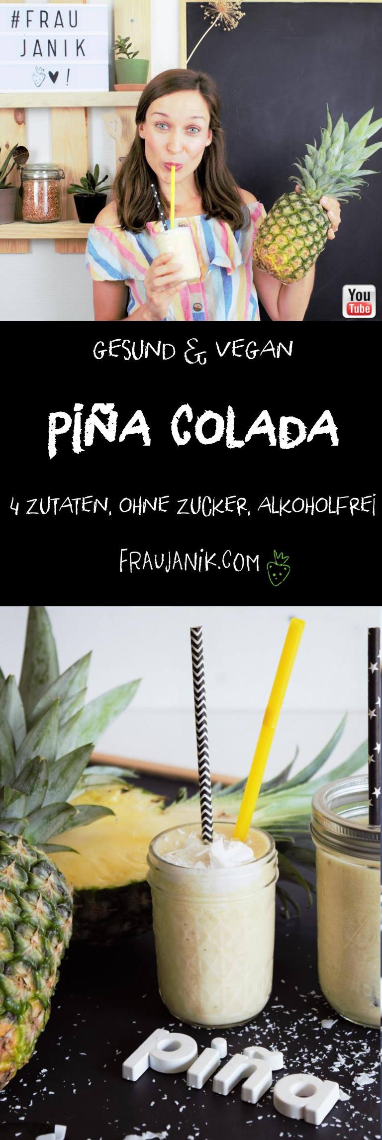 Pina Colada vegan