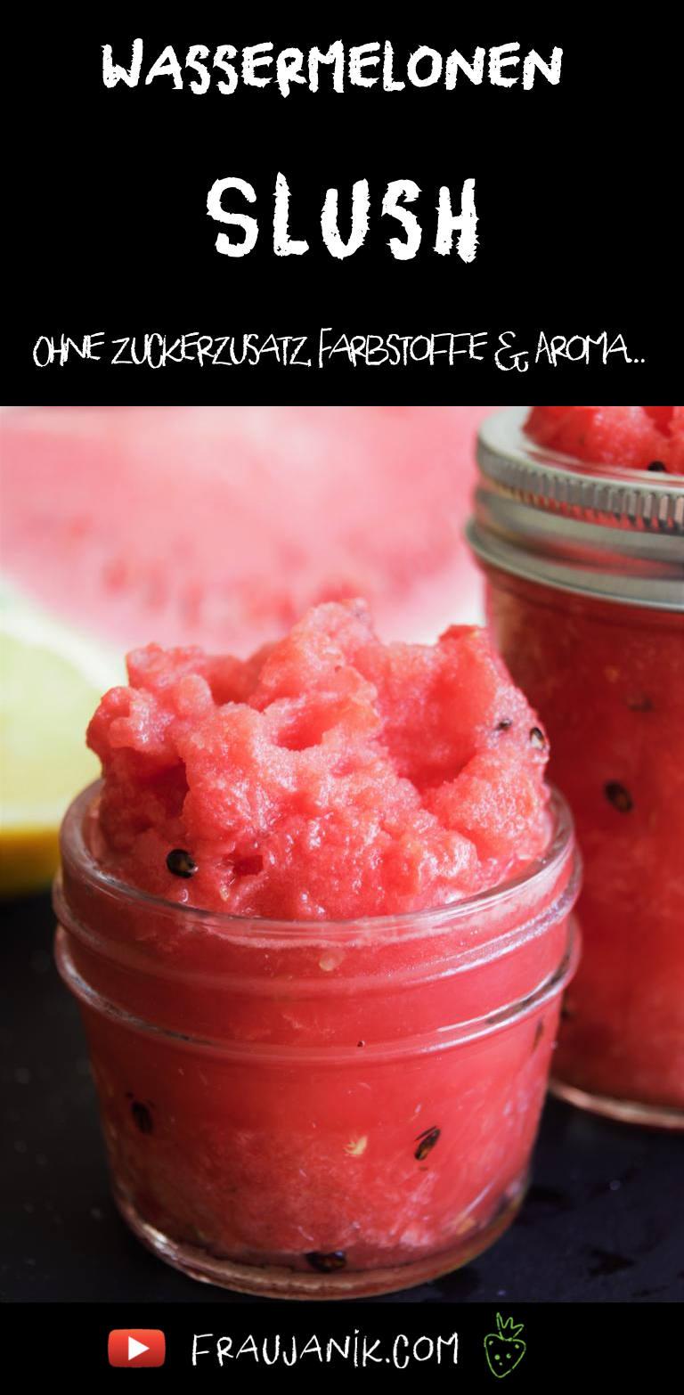 Slush Wassermelone